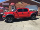 Used 2012 Ford F-150 SVT RAPTOR for sale in Bowmanville, ON