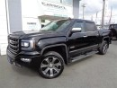 Used 2016 GMC Sierra 1500 SLT ALL TERRAIN Crew 4x4, 22's, Nav, Sunroof for sale in Langley, BC