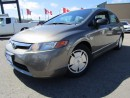 Used 2008 Honda Civic DX-G for sale in St Catharines, ON