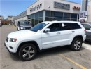 Used 2016 Jeep Grand Cherokee Limited for sale in Burlington, ON