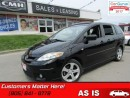 Used 2007 Mazda MAZDA5 GT  AS TRADED *UNCERTIFIED* for sale in St Catharines, ON