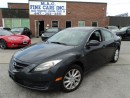 Used 2013 Mazda MAZDA6 GS - CERTIFIED for sale in North York, ON