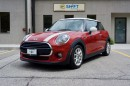 Used 2016 MINI Cooper 3 DOOR - PANO SUNROOF, HEATED SEATS, BLUETOOTH for sale in Burlington, ON