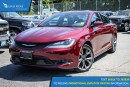 Used 2016 Chrysler 200 Navigation, Heated Seats, and Backup Camera for sale in Port Coquitlam, BC