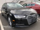 Used 2017 Audi A4 4dr Sdn 2.0L Auto Progressiv quattro for sale in Vancouver, BC