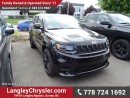 New 2017 Jeep Grand Cherokee SRT for sale in Surrey, BC