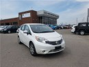 Used 2014 Nissan Versa Note 1.6 SL Rear Camera, Only 56, 000 KMS !!! for sale in Concord, ON