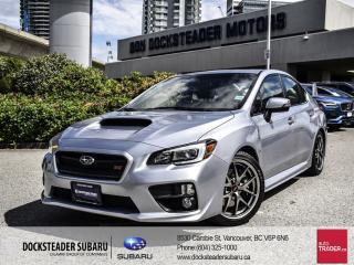 Used 2015 Subaru WRX STI 4Dr Sport-Tech Pkg 6sp for sale in Vancouver, BC