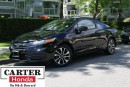Used 2014 Honda Civic EX Coupe + NO CLAIMS + CERTIFIED 7YRS! for sale in Vancouver, BC