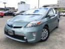 Used 2013 Toyota Prius Plug-In Base (CVT) for sale in Vancouver, BC