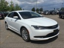 Used 2015 Chrysler 200 LX**KEYLESS ENTRY**A/C** for sale in Mississauga, ON