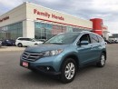 Used 2014 Honda CR-V Touring AWD for sale in Brampton, ON