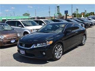 Used 2015 Honda Accord Coupe - Sunroof  Bluetooth  Sat Radio  GPS for sale in London, ON