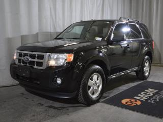 Used 2012 Ford Escape XLT for sale in Red Deer, AB