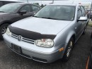 Used 2004 Volkswagen Golf GLS for sale in Burlington, ON
