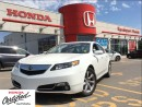 Used 2013 Acura TL Base. black leather, power roof, for sale in Scarborough, ON