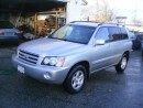 Used 2003 Toyota Highlander 4WD for sale in Surrey, BC