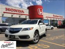 Used 2014 Acura RDX Base, black leather, power roof for sale in Scarborough, ON