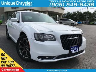 Used 2016 Chrysler 300 S | NAV | ALL WHEEL DRIVE | for sale in Burlington, ON