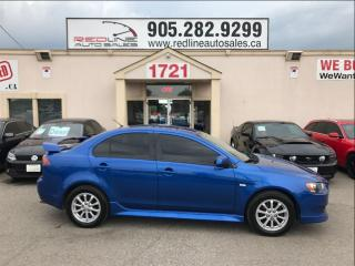 Used 2011 Mitsubishi Lancer SE, WE APPROVE ALL CREDIT for sale in Mississauga, ON