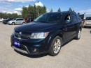 Used 2013 Dodge Journey Crew - Heated Seats - Nav for sale in Norwood, ON