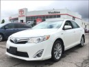Used 2014 Toyota Camry HYBRID XLE for sale in Etobicoke, ON
