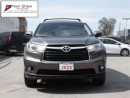 Used 2015 Toyota Highlander XLE AWD Nav Package for sale in Toronto, ON