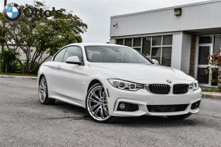 Used 2016 BMW 435i xDrive Cabriolet for sale in Ottawa, ON