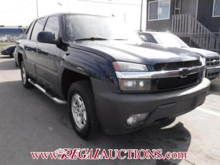 Used 2005 Chevrolet AVALANCHE  4D UTILITY 4WD for sale in Calgary, AB