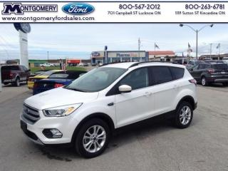 Used 2017 Ford Escape SE  VOICE, PWR LIFTGATE, HEATED SEATS for sale in Kincardine, ON