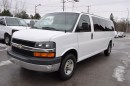 Used 2009 Chevrolet Express 3500 LT 12 Passenger . Fully loaded. for sale in Aurora, ON