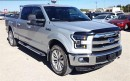 Used 2016 Ford F-150 Lariat, Supercrew, EcoBoost, 3 for sale in Winnipeg, MB