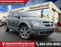 Used 2010 Dodge Journey R/T Leather Seats, All-Wheel Drive & Tow Package! for sale in Abbotsford, BC