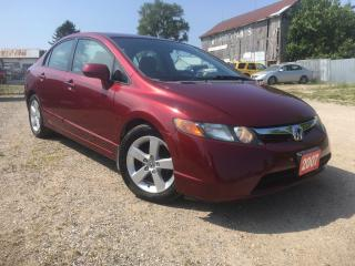 Used 2007 Honda Civic LX for sale in Lambton Shores, ON