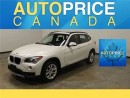 Used 2013 BMW X1 xDrive35i NAVI PANOROOF XENON for sale in Mississauga, ON