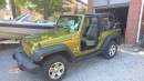 Used 2007 Jeep Wrangler X for sale in Newmarket, ON