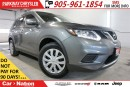 Used 2014 Nissan Rogue S| BLUETOOTH| REAR CAMERA| DIVIDE N'HIDE CARGO for sale in Mississauga, ON
