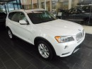 Used 2014 BMW X3 xDrive28i, Back Up Camera, Parking Sensors, Heated Steering Wheel for sale in Edmonton, AB