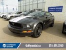 Used 2009 Ford Mustang Shaker Audio/Racing Stripes/Power Option for sale in Edmonton, AB