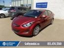 Used 2016 Hyundai Elantra Bluetooth/Heated Seats/USB for sale in Edmonton, AB