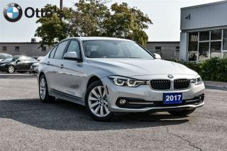 Used 2017 BMW 320i xDrive Sedan for sale in Ottawa, ON