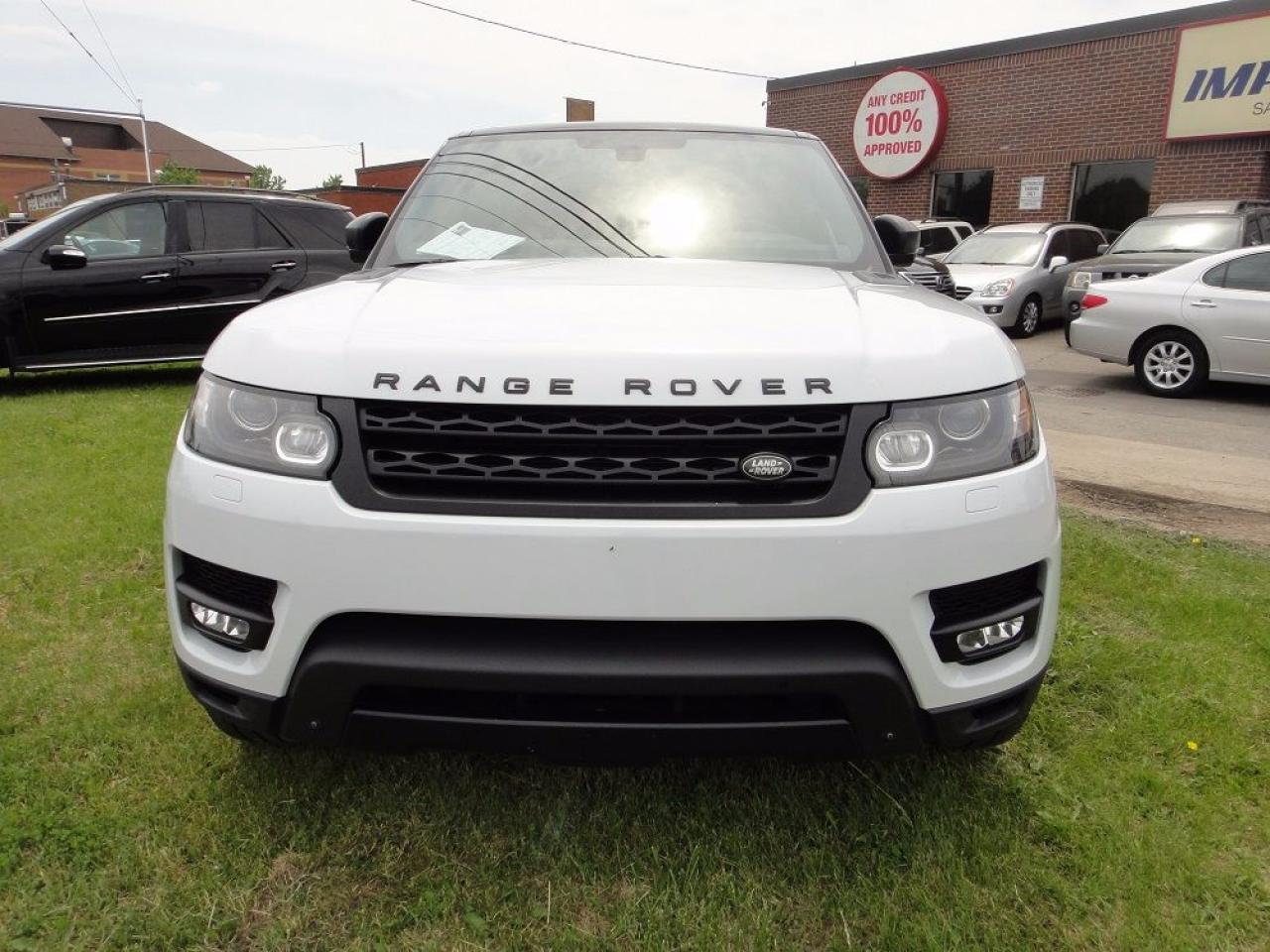 2015 Land Rover Range Rover V8 SC Dynamic,SUPER CHARGE,MINT
