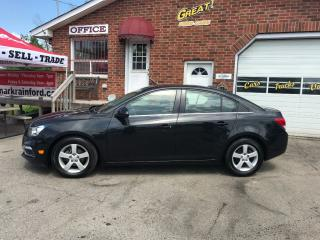 Used 2015 Chevrolet Cruze 1LT for sale in Bowmanville, ON