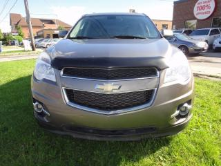 Used 2010 Chevrolet Equinox LTZ MODEL,LEATHER,ROOF,VERY CLEAN for sale in North York, ON