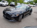 Used 2015 Ford Mustang Premium Eco Boost Navigation LOW KMS for sale in Brampton, ON