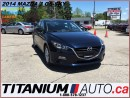 Used 2014 Mazda MAZDA3 GS-SKY+GPS+Camera+BlueTooth+Factory Warranty+ECO++ for sale in London, ON