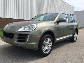 Used 2008 Porsche Cayenne S for sale in Mississauga, ON