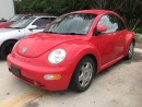 Used 1998 Volkswagen NEW BEETLE BASE * CUSTOM INTERIOR for sale in London, ON