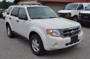 Used 2011 Ford Escape XLT Automatic 2.5L Leather for sale in Aurora, ON