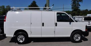 Used 2014 GMC Savana 2500 LOADED $168 bi weekly 0 down for sale in Aurora, ON